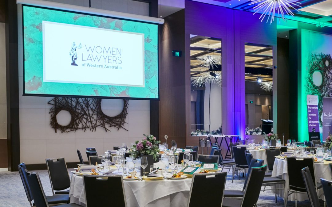 Women Lawyers of WA Dinner 2021 – Save the Date!