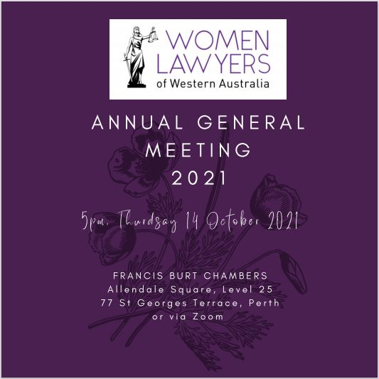 WLWA Annual General Meeting
